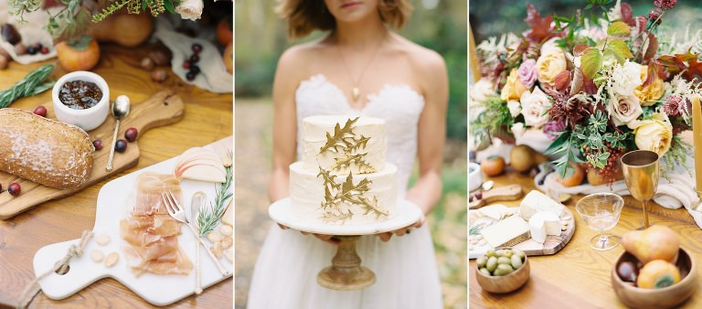 Autumn Fall Bride Wedding Film Inspiration Portland Oregon Wedding Photographer 2
